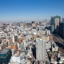 新橋駅航空
