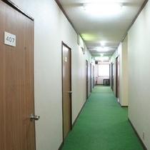 館内一例(廊下)