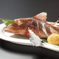 焼き魚(ほうぼう)