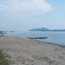 府中海水浴場まで徒歩10分♪のんびりお散歩も気持ちいい♪