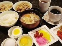 ■プラン:朝食は無料サービス