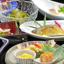 *通常のお料理一例4 川魚料理