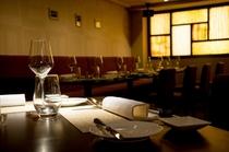 レストラン「Tura」夜