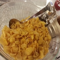 【朝食】和洋バイキングの一例