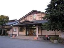 踊り子温泉会館。河津の日帰り温泉施設です