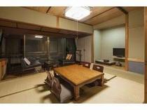 【陽春】囲炉裏付客室4