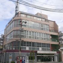 JR松永駅から徒歩1分☆福山と尾道の中間地点にある、ビジネスホテルニュー長和島へようこそ!