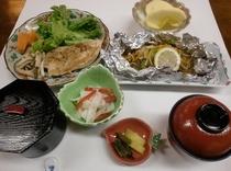 夕食料理(夕食)