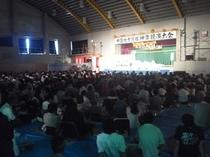 昨年の神楽競演大会