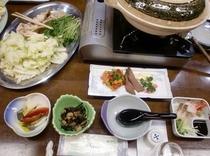 鍋料理(例)