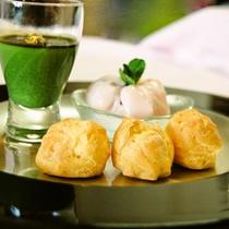 【ご夕食】季節のデザート