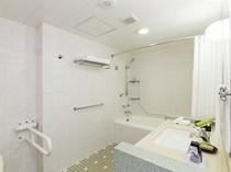 ファミリールーム バスルーム例