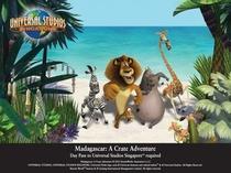 マダガスカル:木枠冒険