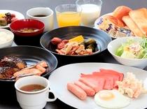 朝食イメージ≪和洋ビュッフェ≫