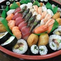 寿司盛り(別注/有料)