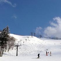 若杉高原おおやスキー場☆