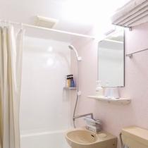 ダブル・ツイン浴室