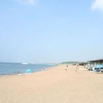たかす海水浴場