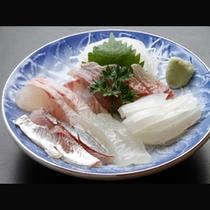 お料理の一例(お刺身)
