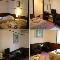 ツインルーム 12号室