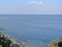 【和洋室】窓から見えるのは、青く透き通るキラキラの海♪