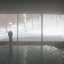内湯(冬)