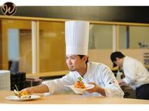 【レストラン】 厨房
