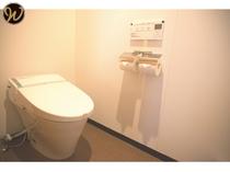 ツイン・スーペリアツインルーム トイレ