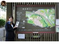 偕楽園マップ
