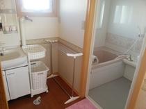 洗面所&お風呂