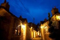 夜景ストリート