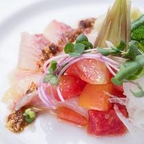 *ご夕食一例(オードブル)/四季の恵みを豊かな味わいに。さっぱり&爽やか!見た目もお洒落に。