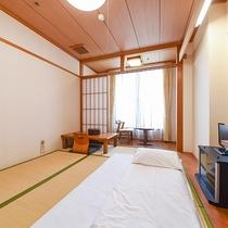 *【和室シングル一例】お1人様用のシングルルーム。出張やひとり旅に…和室でのんびりいかがでしょうか。