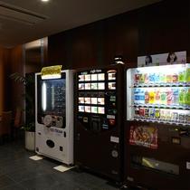 本館自販機コーナー