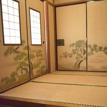【客室一例】全室純和風のお部屋です。