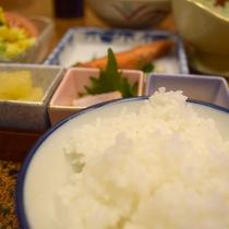 ○【朝食】ホッとする味わいの和定食をご用意いたします。