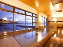 こちらがリニューアルした展望大浴場です!