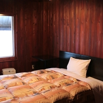 *【客室例】ワンベッドルーム。カップル・ご夫婦のご利用におすすめ。