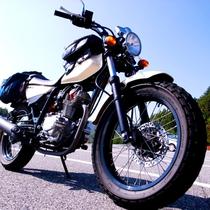 ツーリング バイクアップ