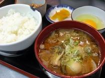 ■朝食:和食も充実・元気な一日は朝食から