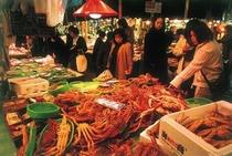 ■観光:近江町市場