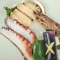 *海鮮陶板焼き