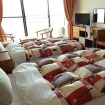 【ペット専用洋室】通常の宿泊部屋とはお部屋のフロアも分かれているので、気兼ねなく宿泊できます!