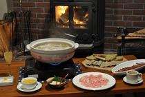 温もりの食事イメージ