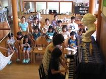 ピアノ合宿