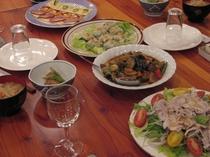 2名様大皿料理