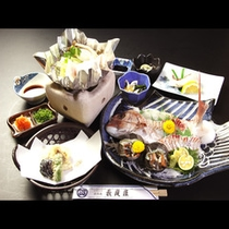 海鮮会席+鯛姿造り★
