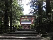富士浅間神社北口本宮