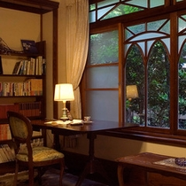 読書室・書斎