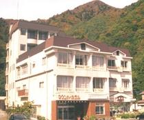 秋のマウントホテル